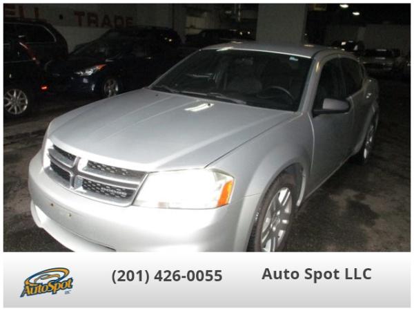 Dodge Avenger 2012 $4299.00 incacar.com