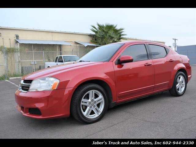 Dodge Avenger 2012 $4495.00 incacar.com