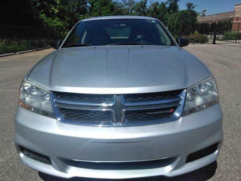 Dodge Avenger 2012 $3800.00 incacar.com
