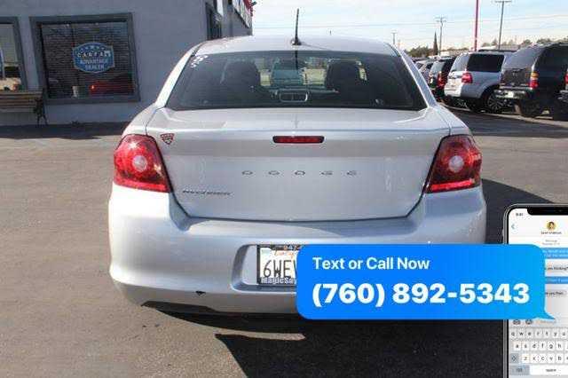 Dodge Avenger 2012 $7995.00 incacar.com