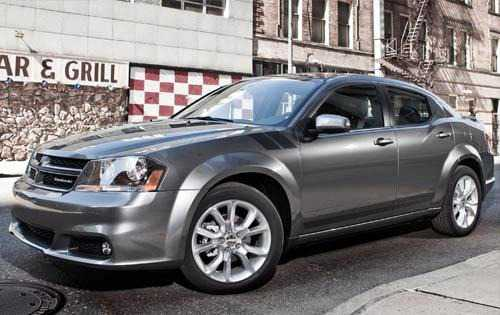 Dodge Avenger 2012 $6199.00 incacar.com