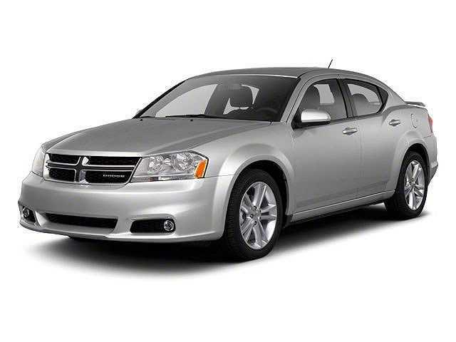 Dodge Avenger 2013 $990.00 incacar.com