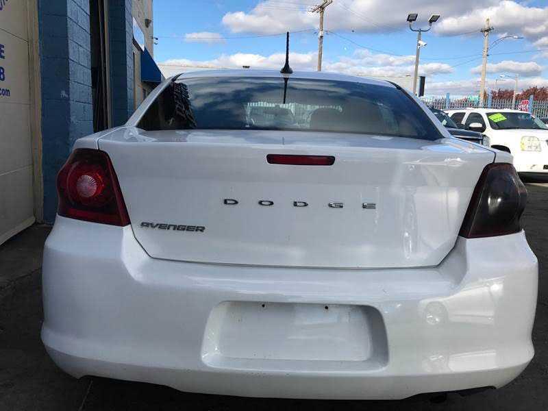 Dodge Avenger 2013 $4799.00 incacar.com
