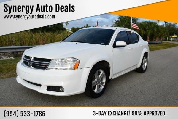 Dodge Avenger 2013 $4995.00 incacar.com