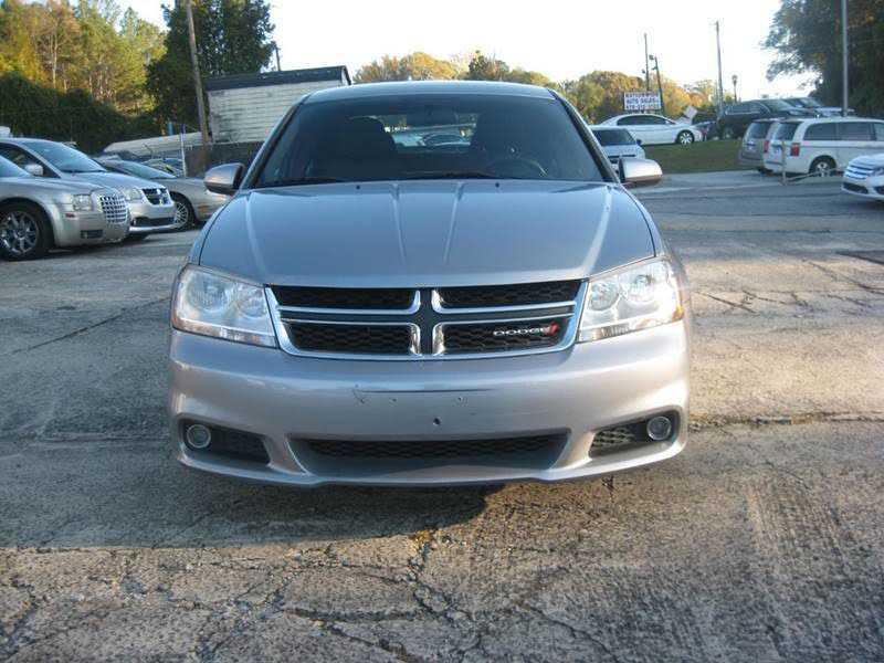 Dodge Avenger 2013 $4500.00 incacar.com
