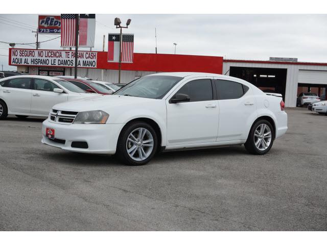 Dodge Avenger 2014 $5294.00 incacar.com