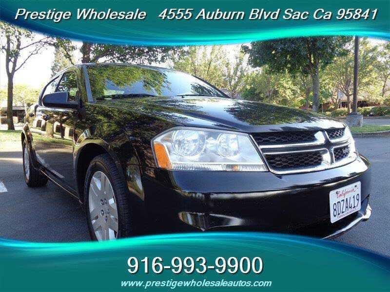 Dodge Avenger 2014 $4988.00 incacar.com