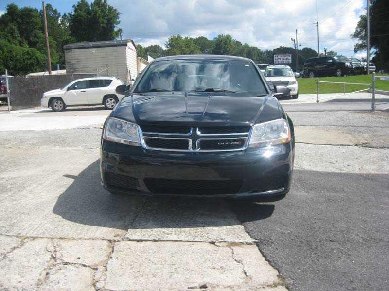 Dodge Avenger 2014 $5500.00 incacar.com