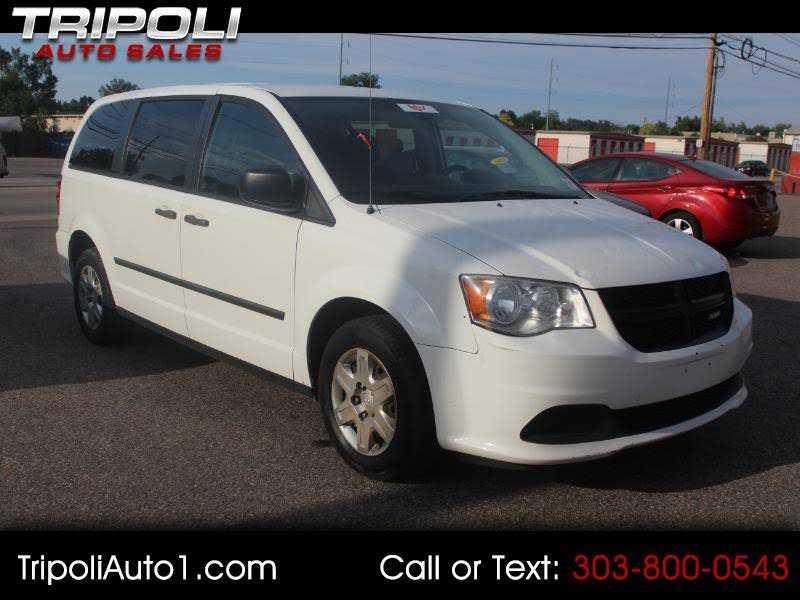 Dodge C/V 2012 $4550.00 incacar.com