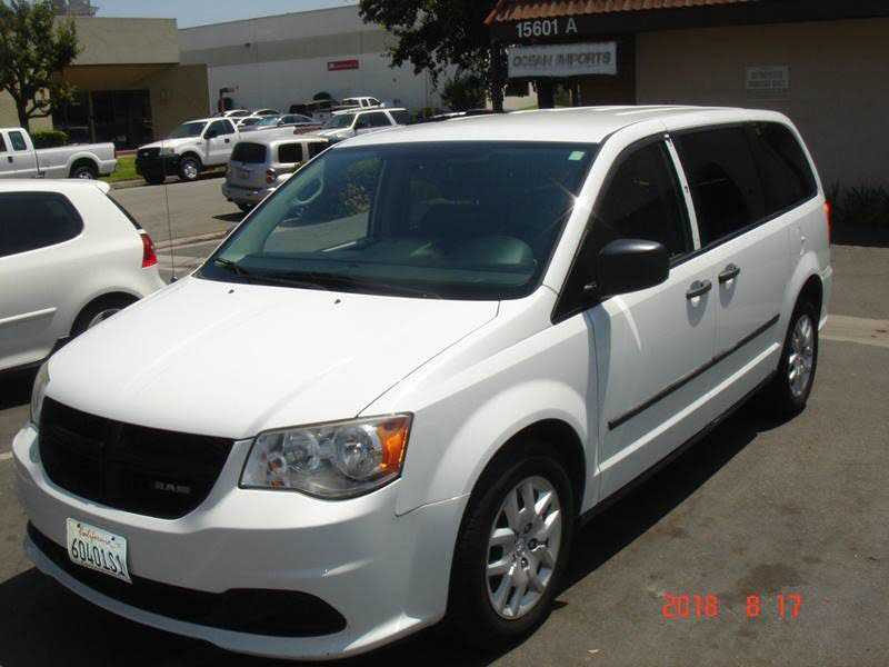 Dodge C/V 2014 $3995.00 incacar.com