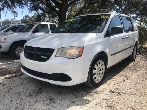 Dodge C/V 2014 $5484.00 incacar.com