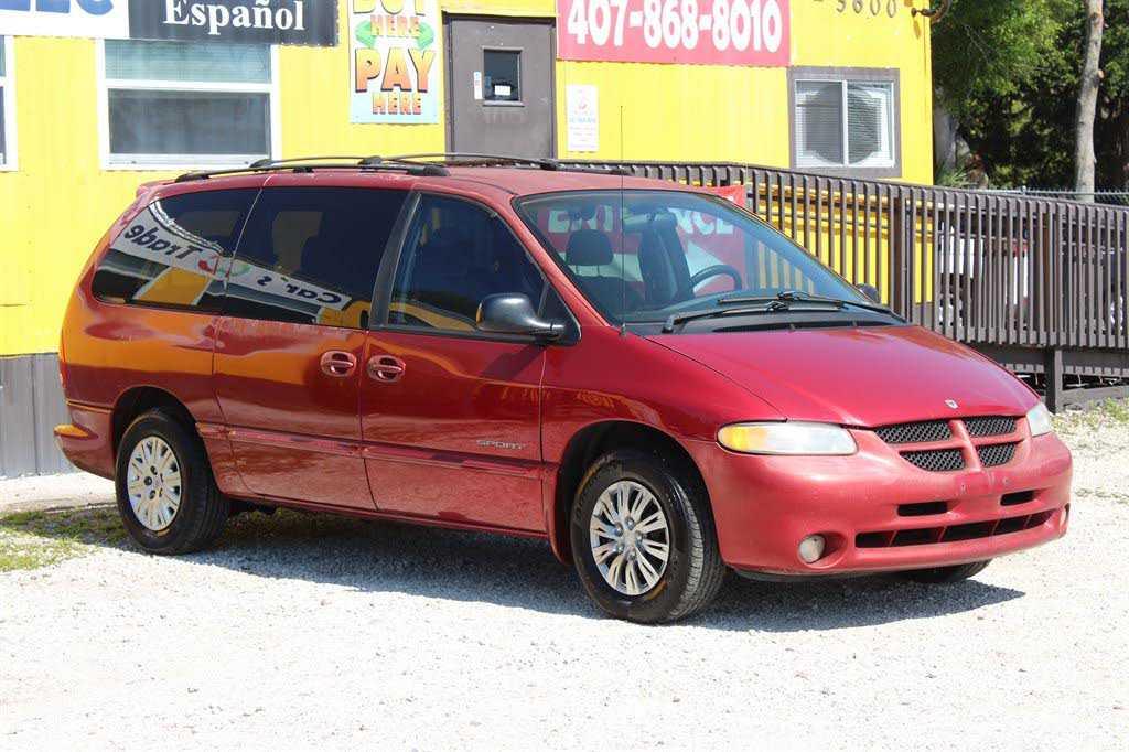 Dodge Caravan 2000 $389.00 incacar.com