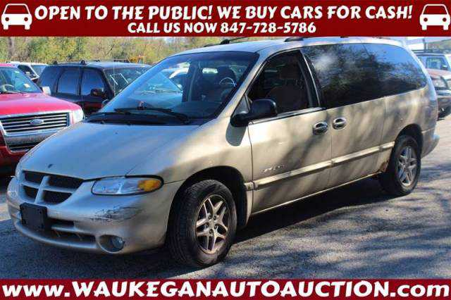 used Dodge Caravan 2000 vin: 1B4GP44G9YB758795