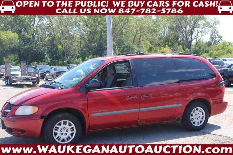 Dodge Caravan 2001 $500.00 incacar.com