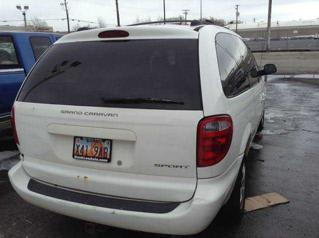 Dodge Caravan 2001 $1350.00 incacar.com