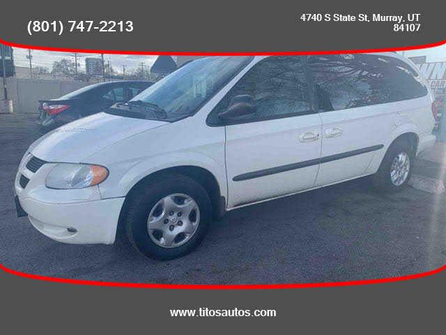 Dodge Caravan 2002 $1000.00 incacar.com