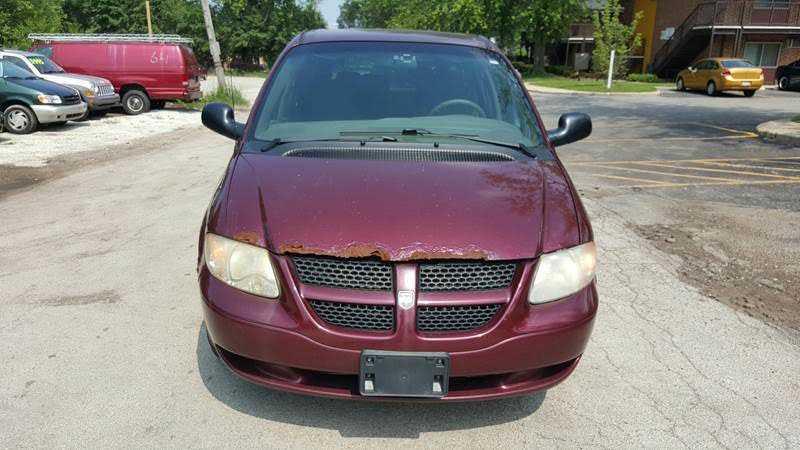 Dodge Caravan 2002 $1595.00 incacar.com