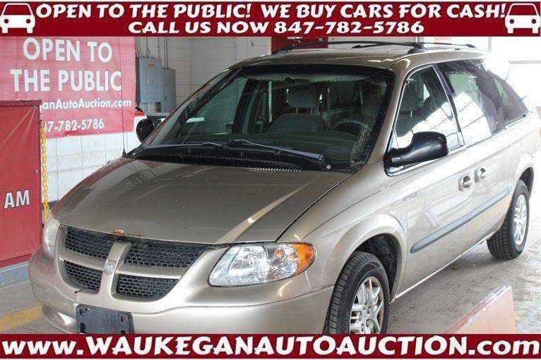 Dodge Caravan 2002 $700.00 incacar.com