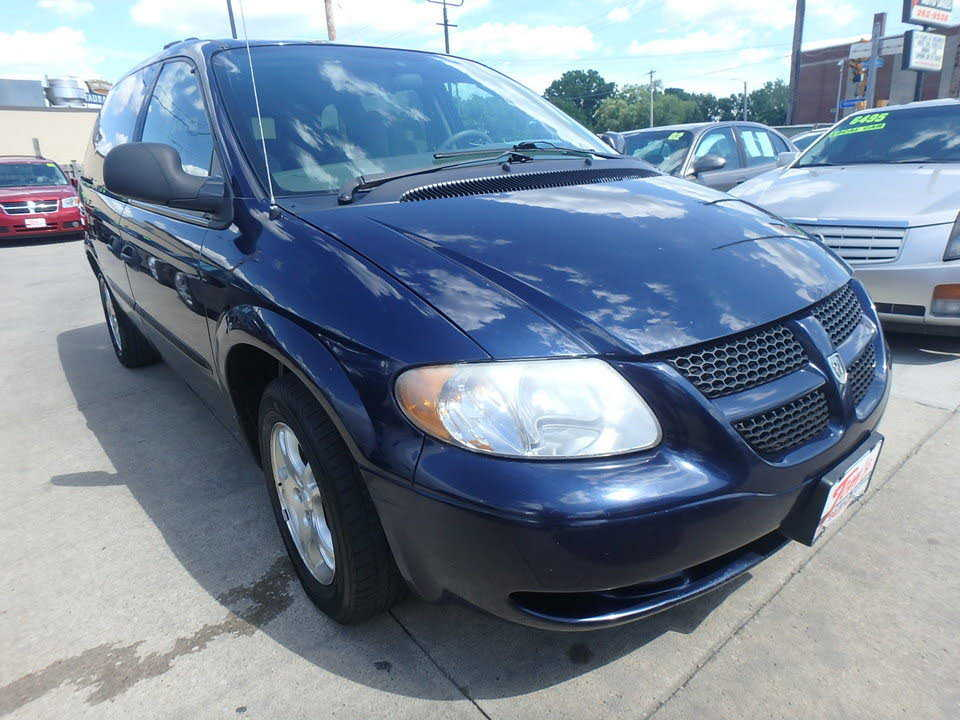 used Dodge Caravan 2003 vin: 1D4GP25363B219078