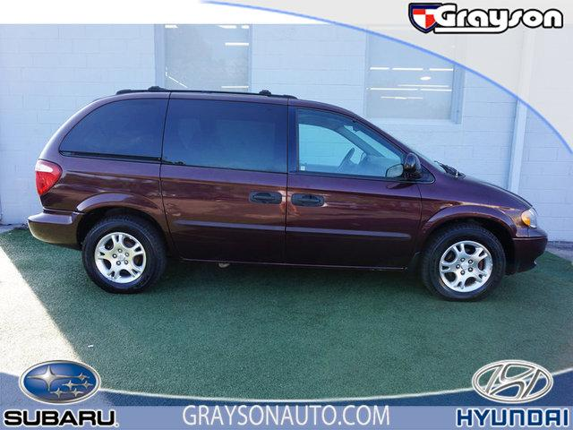 Dodge Caravan 2003 $3333.00 incacar.com