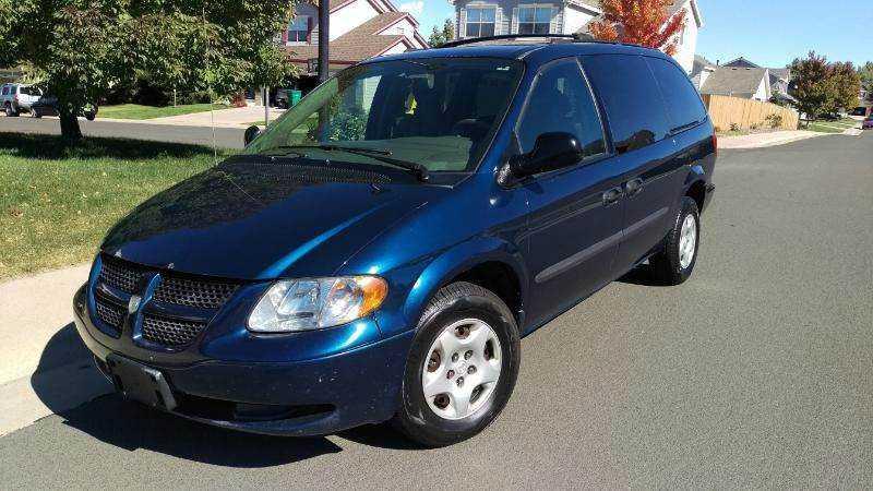 Dodge Caravan 2003 $3995.00 incacar.com