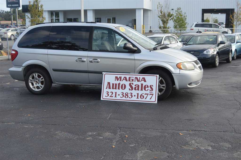 Dodge Caravan 2005 $3999.00 incacar.com
