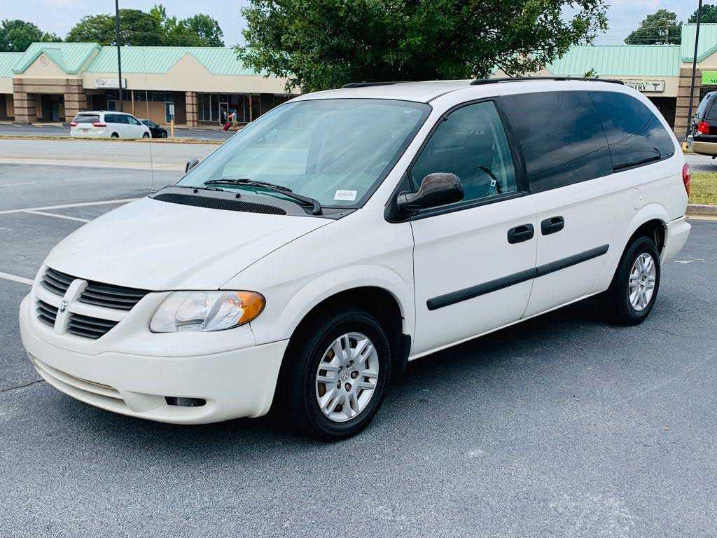 used Dodge Caravan 2005 vin: 1D4GP24R55B170884