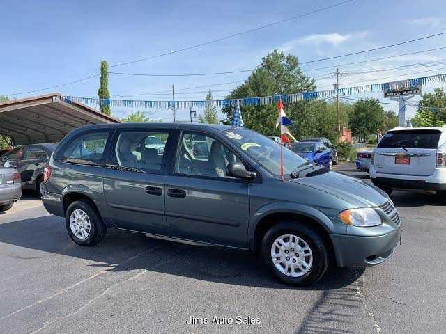 used Dodge Caravan 2007 vin: 1D8GP24R67B220886