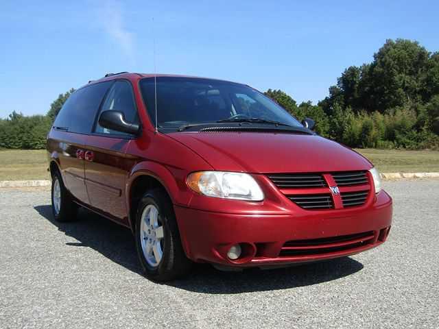 used Dodge Caravan 2007 vin: 2D4GP44L77R284347