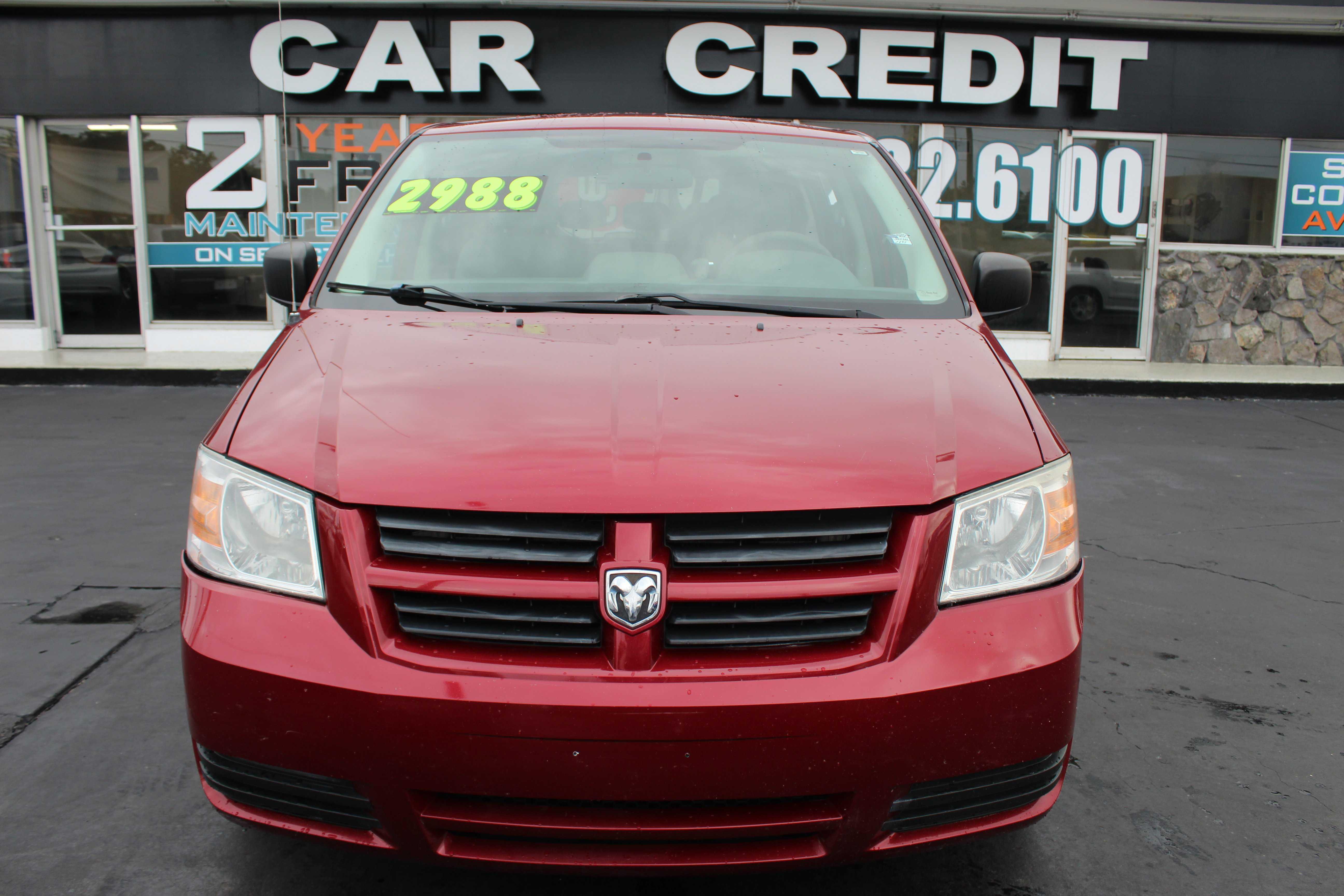 used Dodge Caravan 2010 vin: 2D4RN4DEXAR424723