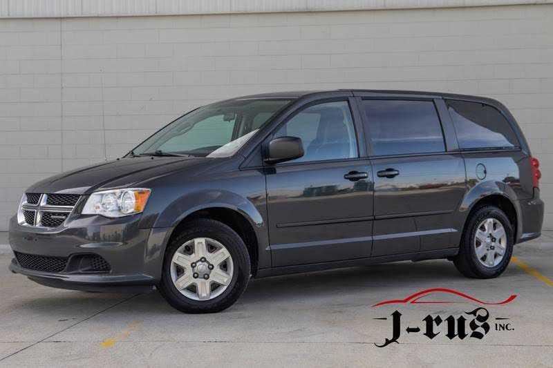used Dodge Caravan 2011 vin: 2D4RN4DG0BR769195