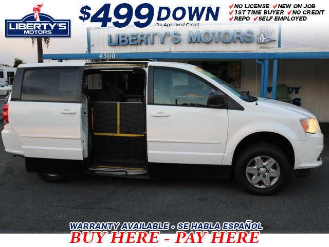Dodge Caravan 2012 $10995.00 incacar.com