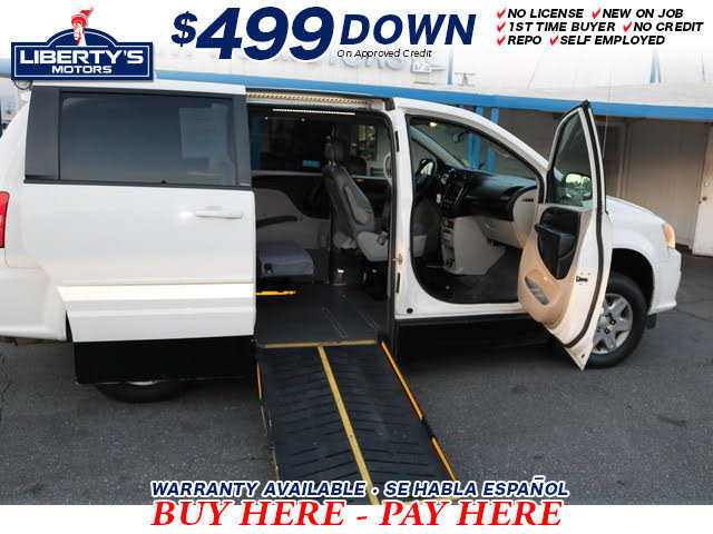 Dodge Caravan 2013 $10995.00 incacar.com