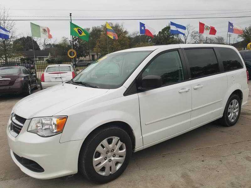 Dodge Caravan 2014 $7495.00 incacar.com