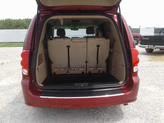 used Dodge Caravan 2014 vin: 2C4RDGBG9ER201777