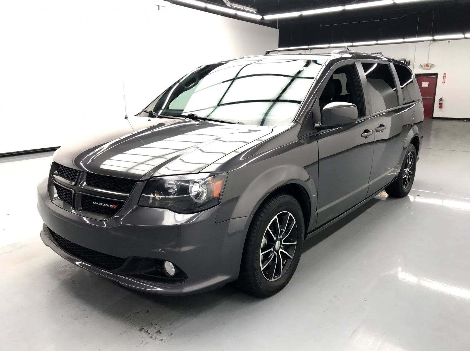 used Dodge Caravan 2018 vin: 2C4RDGEG7JR203159