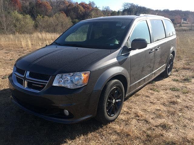 used Dodge Caravan 2018 vin: 2C4RDGCG8JR325421