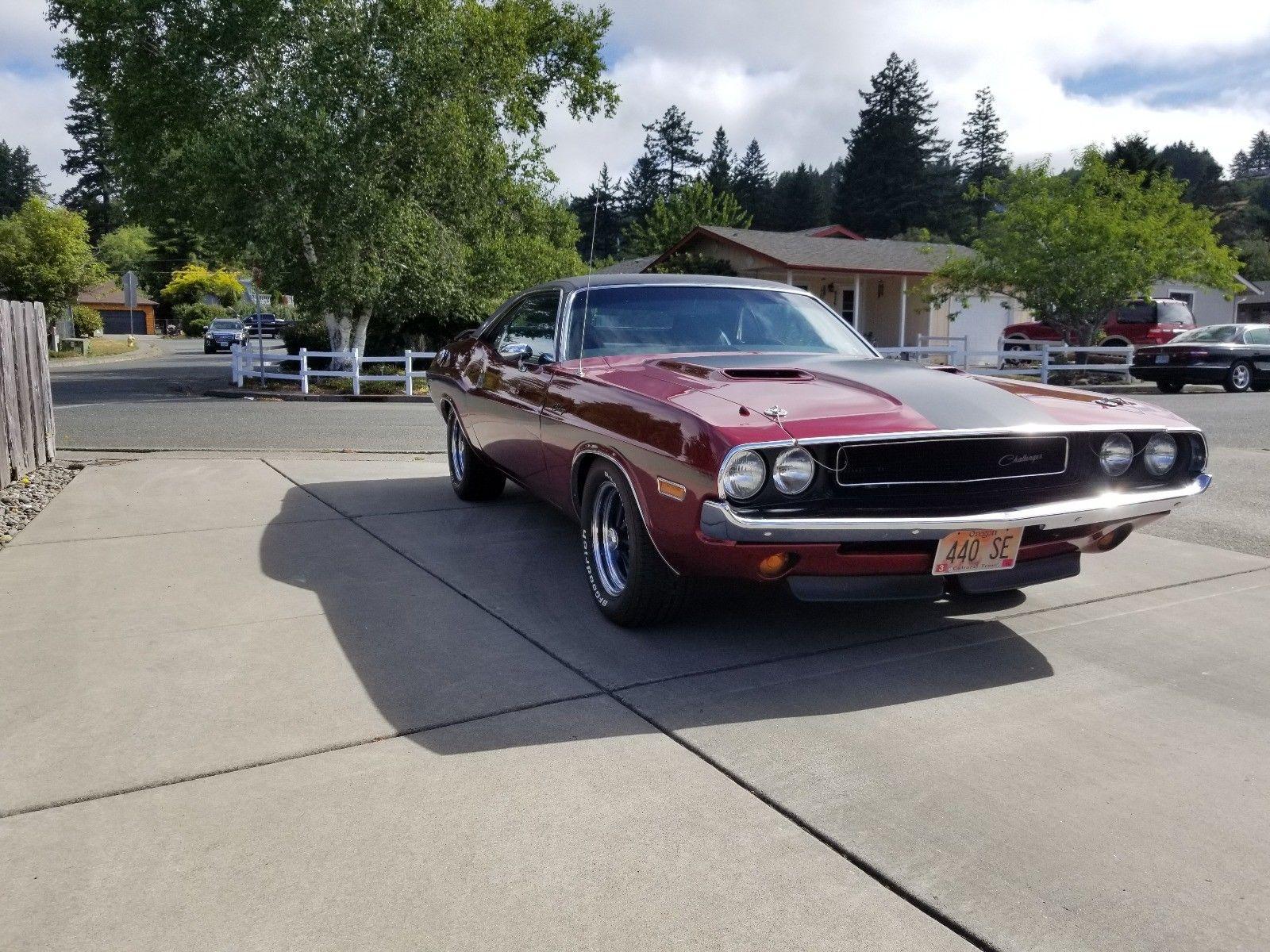 used Dodge Challenger 1970 vin: jh29g0e130880
