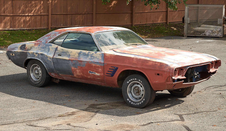 Dodge Challenger 1973 $7500.00 incacar.com