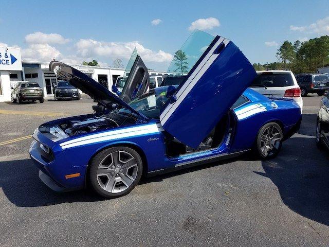 Dodge Challenger 2012 $24308.00 incacar.com