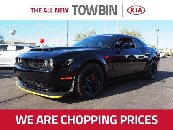 Dodge Challenger 2018 $114999.00 incacar.com