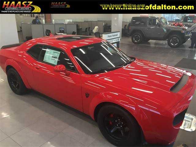 Dodge Challenger 2018 $169995.00 incacar.com