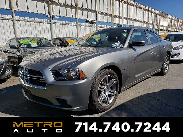 used Dodge Charger 2012 vin: 2C3CDXCT0CH260712