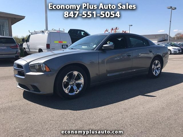 used Dodge Charger 2012 vin: 2C3CDXBG8CH301480