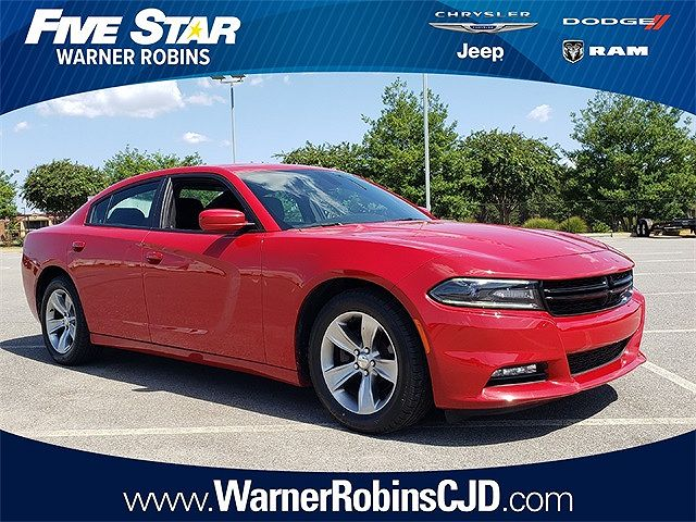 used Dodge Charger 2017 vin: 2C3CDXHG0HH561547