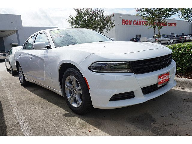 used Dodge Charger 2018 vin: 2C3CDXBG4JH173915