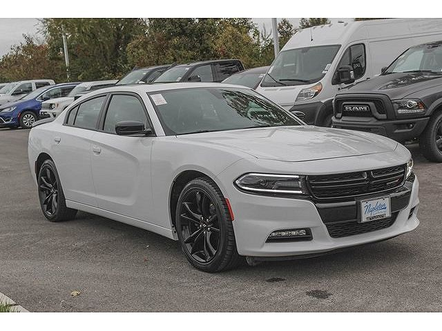 used Dodge Charger 2018 vin: 2C3CDXHG3JH174299