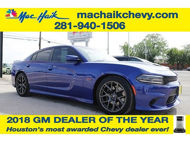 used Dodge Charger 2018 vin: 2C3CDXGJ2JH247580