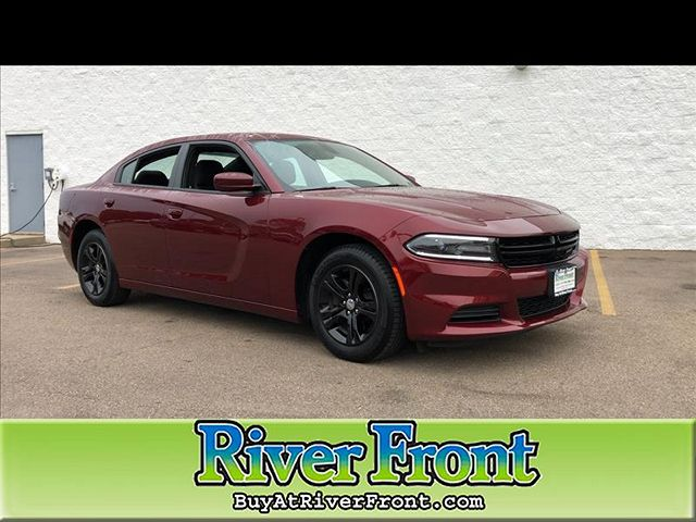 used Dodge Charger 2018 vin: 2C3CDXBG7JH179398