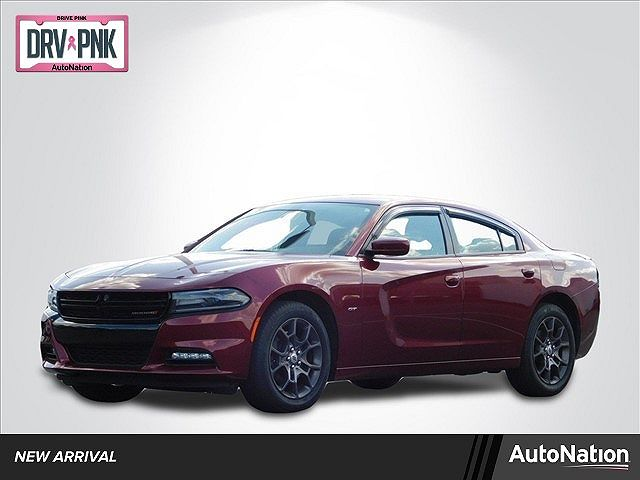 used Dodge Charger 2018 vin: 2C3CDXJG2JH224507